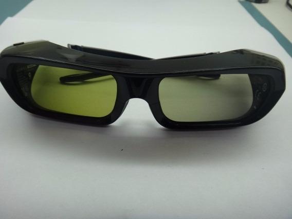 Óculos 3d Ativo Sony Tdg-pj1 Original