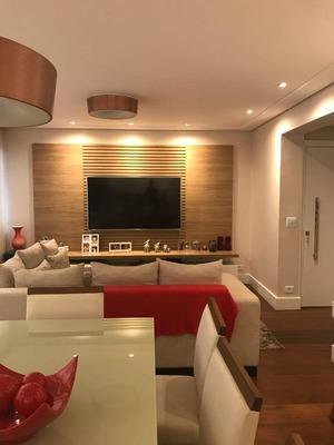 Apartamento Residencial À Venda, Campo Grande, São Paulo. - Ap2307