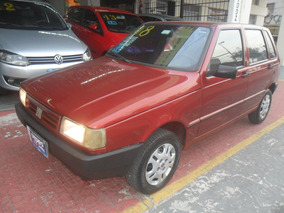 Fiat Uno Mille 4 Portas 1997/1998