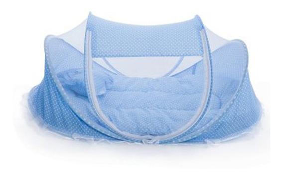 Crianças Bebê Mosquito Net Cama Dossel Dobrável Mesa Dome