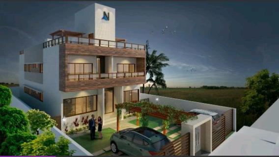 Cobertura Em Camboinha, Cabedelo/pb De 150m² 3 Quartos À Venda Por R$ 400.000,04 - Co211570