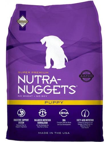 Nutra Nuggets Puppy 15kg Envio Nal Gr - kg a $15533