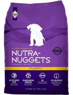 Nutra Nuggets Puppy 15kg Envio Nal Gratis