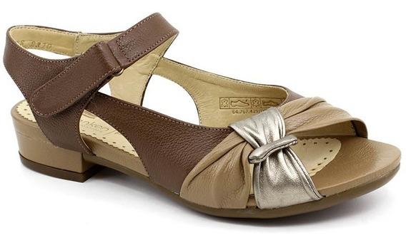 Sandália Senhora Opananken 22822 Preto Mult Pixolé Calçados