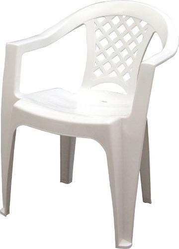 Poltrona Plástico Tramontina Branca 28127