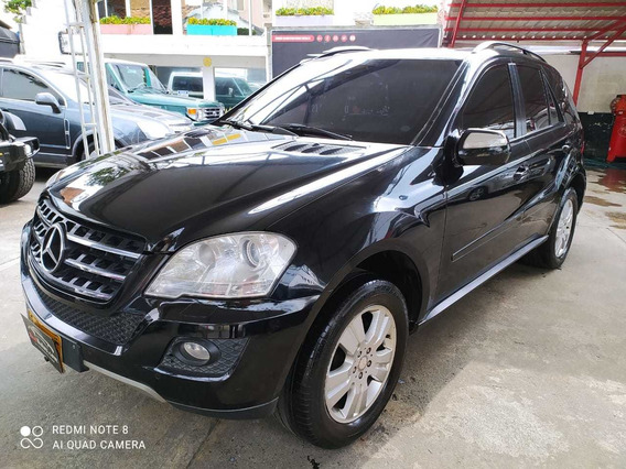 Mercedes Benz Ml350 2010 At 3500cc V6