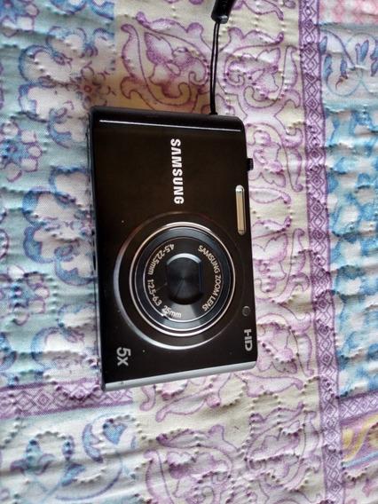 Câmera Fotográfica Samsung St 77 Com 16mp