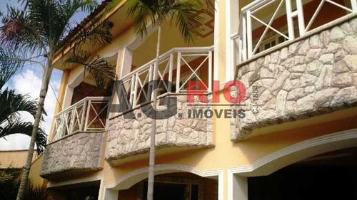 Casa Em Condomínio-à Venda-vila Valqueire-rio De Janeiro - Vvcn40022