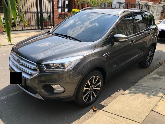 Ford Escape Titanium 2018 Full
