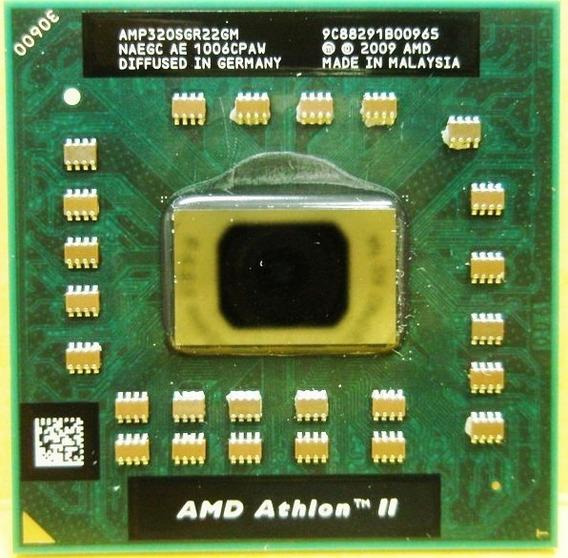 Processador Amd Athlon2 Dual-core P320 Amp320sgr22gm S1