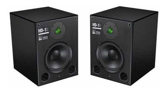 Meyer Sound Hd-1 High Definition Audio Monitors (pair)