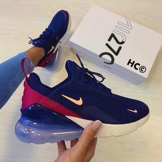 Zapatillas Nike Air Max Coloridas Mujer - Tenis Nike para ...