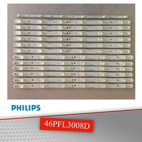 Kit De Réguas De Led Philips 46pfl3008d