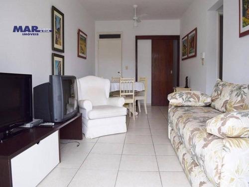 Imagem 1 de 11 de Apartamento Residencial À Venda, Centro, Guarujá - . - Ap8748