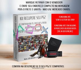 Kit Recupere Seu Ps2! Memory Card Pendrive Opl Jogos