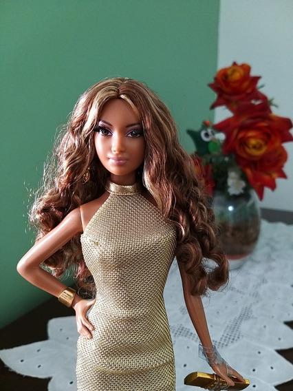 Barbie Red Carpet (negra)