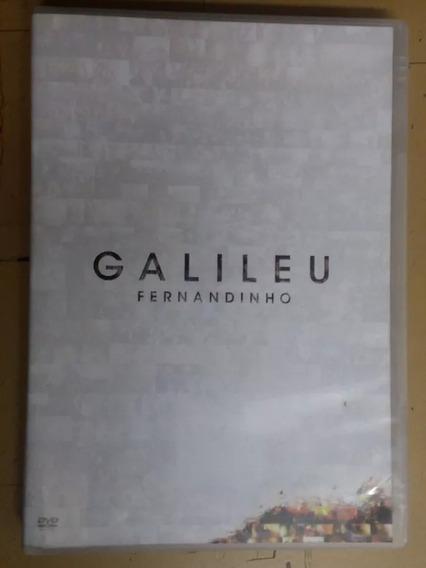 Dvd Galileu Fernandinho Lacrado