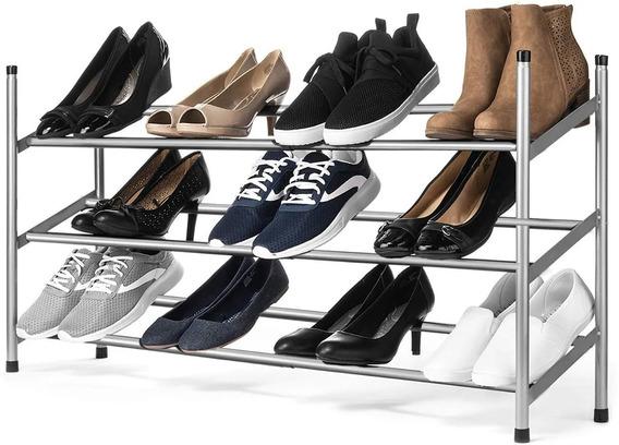 Muebles Botinero Extensible Zapatero Organizador Zapatos