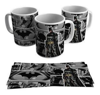 Caneca Batman Hqs