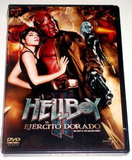 Hellboy Ii: El Ejercito Dorado / The Golden Army (2008)