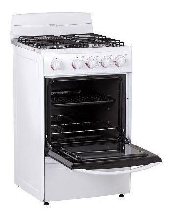 Cocina Patrick Multigas Horno Autolimpiante Valvulas Cpf2151