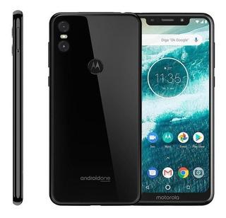 Smartphone Motorola One 5,9 64gb Octa Core 13mp+2mp Preto