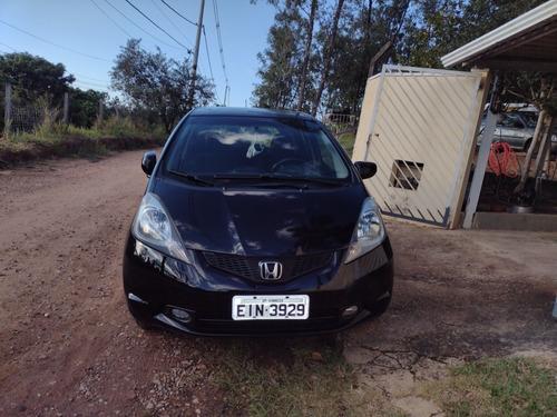 Honda Fit 2010 1.4 Lxl Flex 5p
