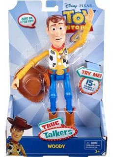 Muñeco Woody Toy Story 4, Frases En Español Mattel Original.