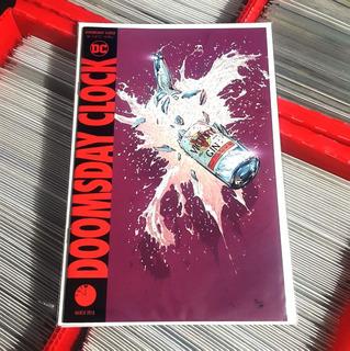 Doomsday Clock #3 (2017 Series)