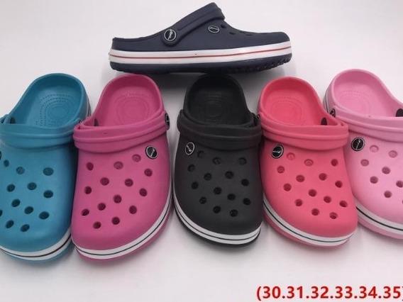 Crocs Gomones Infantil N24/35. X 2 Docenas