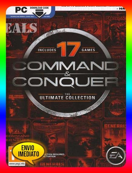 Command & Conquer Ultimate Pc - Origin Key (envio Já)