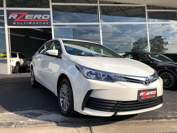 Toyota Corolla 2019 Gli Upper Completo Automático 31.000 Km