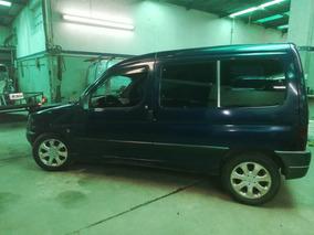 Peugeot Partner Urbana 1.9 D En Marcha Hay Que Transferir