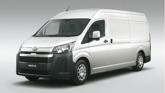 Toyota Hiace H2l2 Largo/alto 2.8tdi Aut Entrega Programada