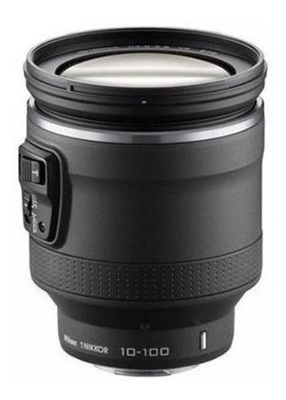 Lente Nikon Nikkor Vr 10-100mm F/4.5-5.6 Pd-zoom Jva702da Cx