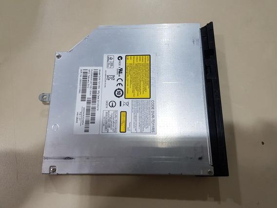 Drive Cd/dvd Com Moldura Notebook Samsung Rv411 Rv415 Rv420
