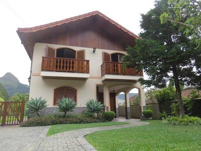 Casa A Venda No Bairro Cascatinha Em Nova Friburgo - Rj. - 2547-1