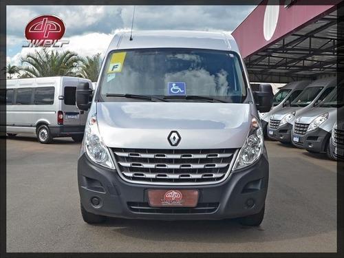 Van Executiva Renault Master 2.3 L3h2 16l 5p