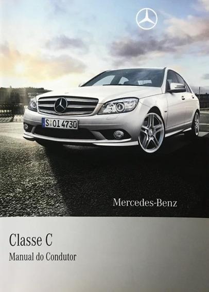 Manual Instruçao Mercedes Benz Classe C 07/12 118727001