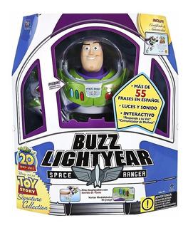 Buzz Lightyear Original Toy Story- Habla Español - Consulta