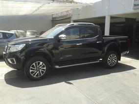 Nissan Frontier Np300 2017 Le 4x2 6 Mt Desc. Pago Contado