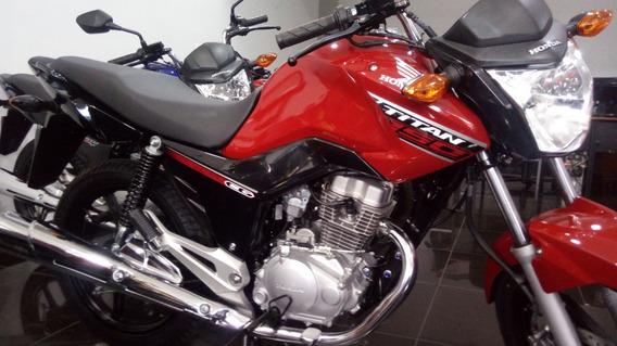 Honda Cg150 Motolandia Tenemos El Mejor De Contado
