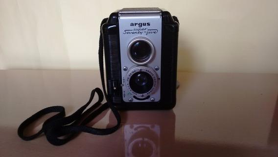 Câmera Antiga Argus Super Seventy-five (tlr)