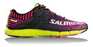 Zapatilla Salming Speed 6 Mujer Running Liviana