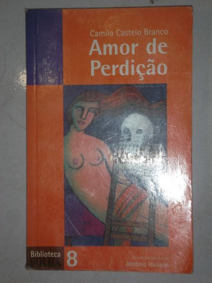 Livro - Literatura Brasileira - Amor De Perdição