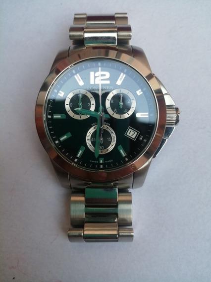 Reloj Longines Conquest Cronografo