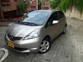 Honda Fit Lx Autom. 2010 Full Plateado 53300kms Excelente