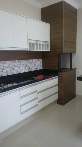 Imagem 1 de 22 de Casa Com 3 Dormitórios À Venda, 130 M² Por R$ 540.000,00 - Parque Residencial Nature I - São José Do Rio Preto/sp - Ca1669