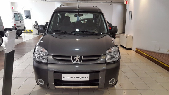Peugeot Partner Patagã³nica Vtc Plus 1.6 Hdi