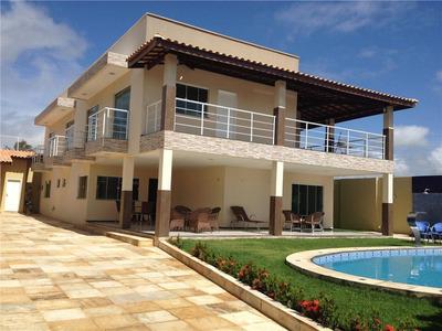 Casa Residencial Para Venda E Locação, Tabuba, Caucaia - Ca0205